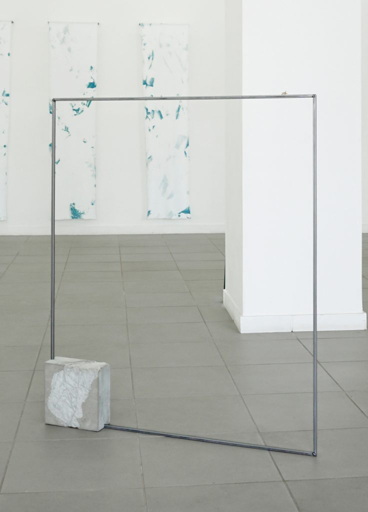 Being on and within as I said, Rowena Harris, The Gallery Apart