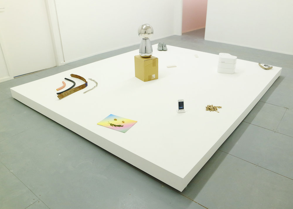 Becoming somewhat aware of my digitopalmer complex, 2015 Rowena Harris A Symptom of Objects Andrew Gillespie, Rowena Harris, Ian Jackson, Joshua Johnson, James Stradner, Emily Tilzey, Lily Ackroyd-Willoughby